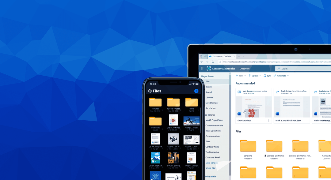 What Is OneDrive? – Work Smarter with OneDrive